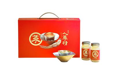 人蔘精禮盒(14入)3盒