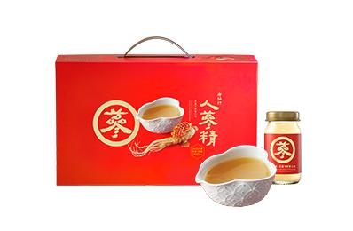 人蔘精禮盒 麥蘆卡蜂蜜口味(14入)3盒