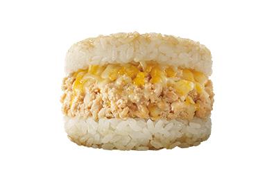 TOMMI鮭魚起司米堡(3入) 3盒組