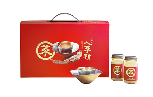 人蔘精禮盒(7入)