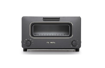 日本BALMUDA蒸氣烤麵包機(黑色)