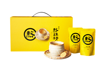 熬雞精禮盒 暖薑口味(常溫/14入)2盒
