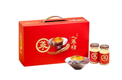 人蔘精禮盒(14入)2盒