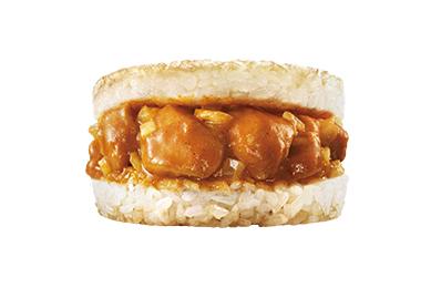 TOMMI湯米 咖哩雞肉米漢堡(10入)(即期品至2020/8/25)