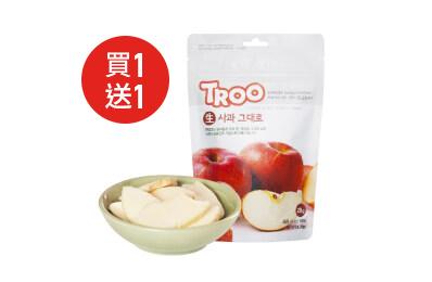 韓國TROO鮮果乾脆片-蘋果(6包入)