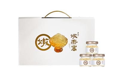 【新春限定】燉燕窩禮盒(6入)2盒組