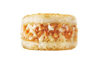 TOMMI湯米 雙起司鮭魚米漢堡(9入)