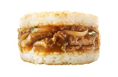 TOMMI壽喜燒牛肉米堡(10入)