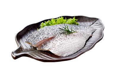 台灣金目鱸魚(去刺/切片) 1800g / 6片