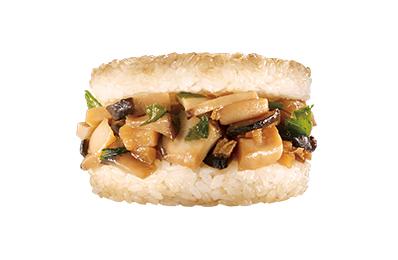 TOMMI湯米 三杯杏鮑菇米漢堡(10入)