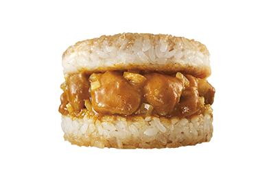 TOMMI咖哩雞肉米堡(3入) 3盒組