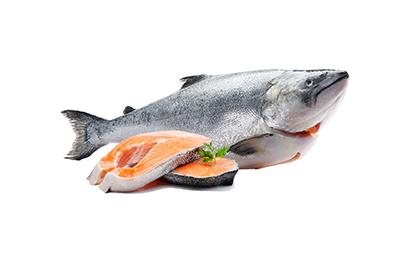 紐西蘭國王鮭(魚頭+下巴)500g
