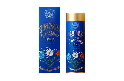 TWG TEA 法式伯爵茶緞帶禮盒 / 單罐【附提袋】